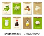 set of ad cards  banners  tags  ...