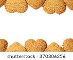 copyspace cookie background | Shutterstock . vector #370306256