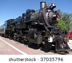 Historical Locomotive Used In...