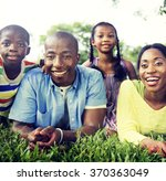 family togetherness unity...   Shutterstock . vector #370363049