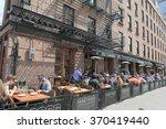 chelsea  new york  usa  may 19  ... | Shutterstock . vector #370419440