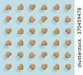 chocolate love | Shutterstock .eps vector #370459478