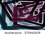 color grunge paint surface | Shutterstock . vector #370463639