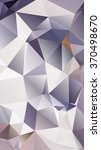 abstract geometrical background ... | Shutterstock .eps vector #370498670