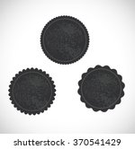 grunge stamp template with... | Shutterstock .eps vector #370541429