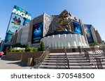 las vegas  nevada   september 9 ... | Shutterstock . vector #370548500