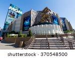 las vegas  nevada   september 9 ... | Shutterstock . vector #370548500