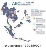 aec infomation asean... | Shutterstock .eps vector #370559024
