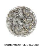 Dragons Sheet Metal Silver...
