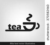 tea cup | Shutterstock .eps vector #370582460