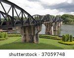 Bridge Over River Kwai  Thailand