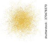 Golden Spray Background On...
