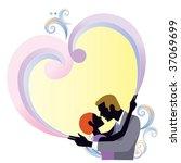 valentine's day   Shutterstock .eps vector #37069699