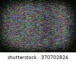 Tv Noise Colorful Background