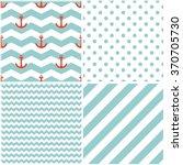 Tile Sailor Vector Pattern Set...