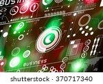 innovative technologies | Shutterstock . vector #370717340
