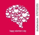 vector background  happy... | Shutterstock .eps vector #370722353