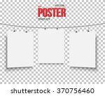 illustration of vector poster... | Shutterstock .eps vector #370756460
