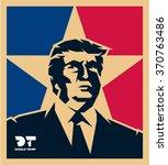 february 2  2016  republican... | Shutterstock .eps vector #370763486
