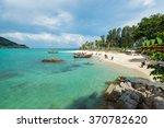 koh lipe thailand   november 28 ... | Shutterstock . vector #370782620