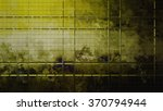 yellow creative abstract grunge ... | Shutterstock . vector #370794944