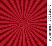 red sunburst. element for web... | Shutterstock .eps vector #370816340