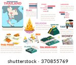 beautiful info graphic design... | Shutterstock .eps vector #370855769