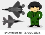 The Vector Of Fighter Pilot