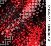 abstract seamless vector... | Shutterstock .eps vector #370904609