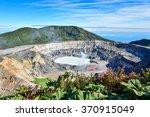 Vulcano Poas   Costa Rica