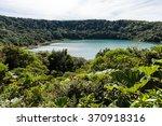 Lake Botos At Vulcano Poas In...