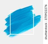original grunge brush paint... | Shutterstock .eps vector #370922276