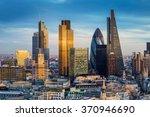 skyscrapers of the world famous ... | Shutterstock . vector #370946690