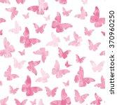 Seamless Watercolor Pink ...