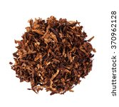 dried smoking tobacco. isolated ... | Shutterstock . vector #370962128