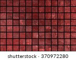 bright abstract mosaic red... | Shutterstock . vector #370972280