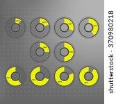 infographics vector  10   20  ...   Shutterstock .eps vector #370980218
