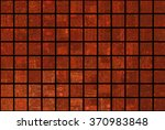 bright abstract mosaic brown... | Shutterstock . vector #370983848