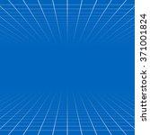 fading and vanishing grid  mesh ... | Shutterstock .eps vector #371001824
