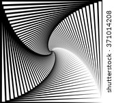 inward rotating  spirally... | Shutterstock .eps vector #371014208