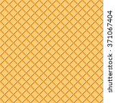 light waffle texture. vector... | Shutterstock .eps vector #371067404
