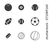 vector illustration on the... | Shutterstock .eps vector #371089160