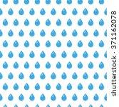 rain drop pattern. drops... | Shutterstock .eps vector #371162078