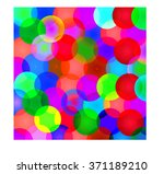 background from multi colored... | Shutterstock .eps vector #371189210