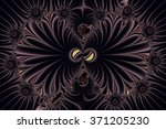colorful fractal background. a...   Shutterstock . vector #371205230