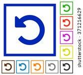 set of color square framed undo ...