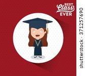 best class design  | Shutterstock .eps vector #371257690