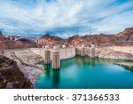 View Of The Hoover Dam In...
