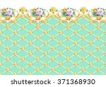 horizontal composition with... | Shutterstock . vector #371368930