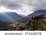 italian landscape   Shutterstock . vector #371428378